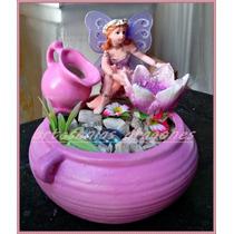 Fuente De Agua Hada.personalizada.completa..regalo-souvenirs