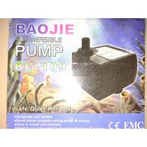 Bomba De Agua Para Fuentes Feng Shui Bl109 C/luz Led