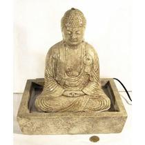 Fuente Buda 32cm (y Coleccion Completa Fuentes Goldes)