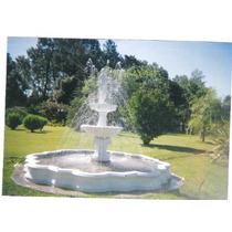 Fuentes De Agua Para Parque, Plazas Gran Variedad De Modelo