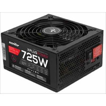 Fuente Pc Sentey 725w X Plus Power Gamer Pro Cooler 140mm