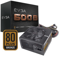 Fuente Atx Pc 600w Reales 80 Plus Pci-e Gamer Sli Crossfire