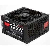 Fuente Gamer Sentey Xplus Power 725w Reales + Envio Gratis