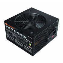 Fuente Thermaltake Tr2 600 600w Reales Atx Fan 120mm