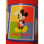 Frazada Polar Mickey Mouse And Friends 1.30 X 1.60