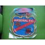 Hermoso Mousepad Escudo De Arsenal De Sarandi Grande 20 Cm
