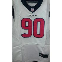 Camiseta Nfl Fútbol Americano Texans