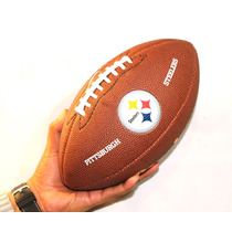 Pelota Fútbol Americano Pittsburgh Steelerswilson Lelab 5130