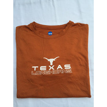 Remera Football Universitaria,usa,texas Longhors Talle L