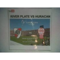 River Plate Dvd Vs Huracan Supercopa Argentina 2015