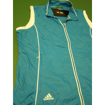 Chaleco Running Adidas Golf Reflect Rompeviento Talle M Orig