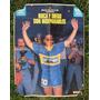 Póster El Gráfico Boca Diego Maradona Bombonera 1992