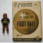 Jugador De Boca Juniors De Goma Y Reglas Del Foot Ball 1967
