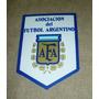 Sticker Calco Autoadhesivo Afa Seleccion Argentina 1980 1982