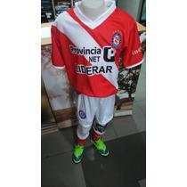 Conjunto Niños Short + Camiseta Argentinos Juniors Promo!