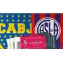 Entradas Boca San Lorenzo Plateas