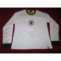 Camiseta Alemania Retro Kaiser 6 Talle S
