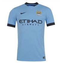 Manchester City Camiseta 2014 2015