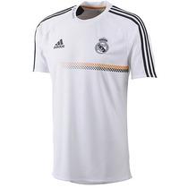 Remera Entrenamiento Adidas Real Madrid Talle Xl - En Stock