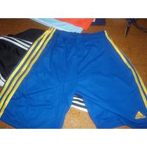 Pantalon Corto Short Futbol Hasta El Talle 6