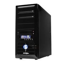 Gabinete Deluxe Serie Sentey Ds1 4246 C/fuente 600w Usb X 2