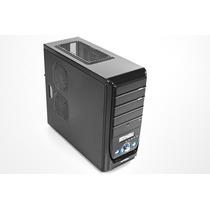 Gabinete Sentey Black Box Bx1-4237 V2.1 Fuente 750w 4 Cooler
