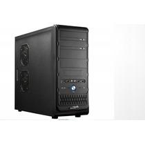 Gabinete Sentey Black Box Bx1 4288 V2.1 Fuente 650w 4 Cooler