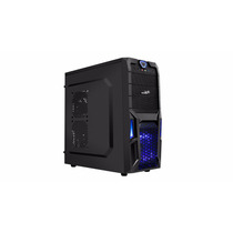 Gabinete Pc Gamer Sentey Stealth Usb 3.0 Soporta Ssd Coolers
