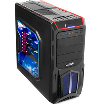 Gabinete Gamer Sentey Optimus Plus Gs-6000 2 Cooler Usb 3.0