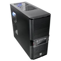 Gabinete Thermaltake V3 Black Edition Atx Usb Ventana Box