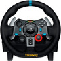 Volante De Carrera Logitech G29 Pc Ps3 Ps4 Force Feedback