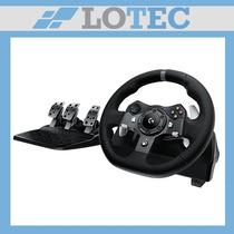 Volante Logitech G920 Pedalera Xbox One Pc Profesional