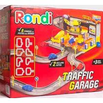 Traffic Garage Con Pista Calle Lavadero Ascensor Rondi