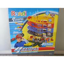 Garage - Estacion De Servicio Rondi 4 Rampas Con P Ista