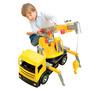 Super Camion Grua Antex Tv / Open-toys Avell 118
