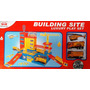 Juguete Para Niños Edificio De Construcción Grúa Camiones