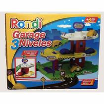 Garage Rondi 3 Niveles Pistas Lavadero Autos Ascensor