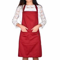 Delantales De Cocina Cuerina Uniformes Gastronimico