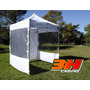 Gacebo Gazebo Carpa Plegable 2x2 Aluminio 3h Set Playero