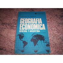 Geografía Económica General Y Argentina / L. Cedrola.