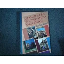 Geografia Economica General(juana Ines Negro)