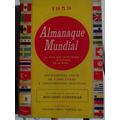 Libro Antiguo Almanaque Mundial 1959 Eduardo Cardenas