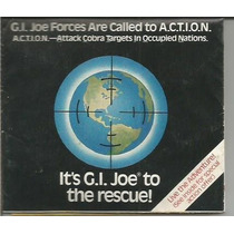 Gi Joe / Catalogo / Usa / Año 1987 / Hasbro /