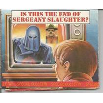 Gi Joe Cobra Snags Slaughter Catalogo / Usa / Dec 80´ Hasbro