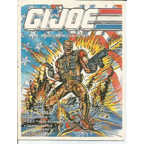 Gi Joe Comic / Catalogo / Usa / Dec 80´ Hasbro
