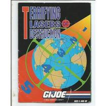 Gi Joe Lasers / Catalogo / Usa / Dec 80´ Hasbro