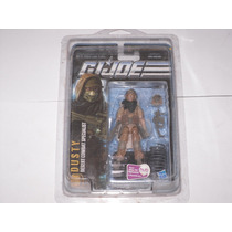 Gi Joe Poc Dusty En Blister + Case - Arjoes Store