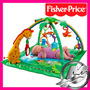 Gimnasio Para Bebe Fisher Price Rainforest Deluxe Musica Luz