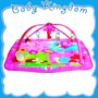 Manta,alfombra,gimnasio Para Bebe Rosa Tiny Love.luz Musical