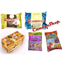 40 Alfajores Guaymallen + Chocolatin + Chupetin + Caramelos